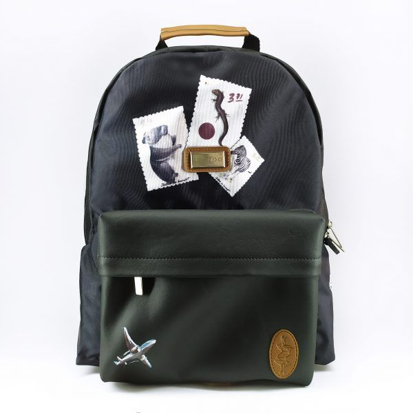 Morral elemento ft. IVANCRUZART (Color Negro)